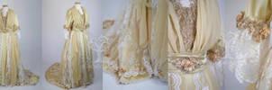 Edwardian Belle Gown by Glimmerwood