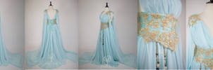 Daenerys Mother of Dragons Inspired Cosplay Gown