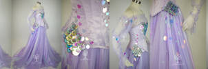 Phantom Pearl Fantasy Gown