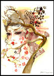 -Season's Widow- by Xinaliia