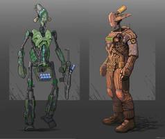 biorobots by 5ofnovember
