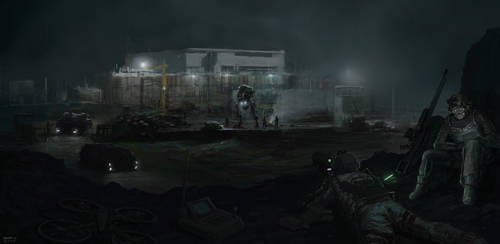 Snipers at work by 5ofnovember