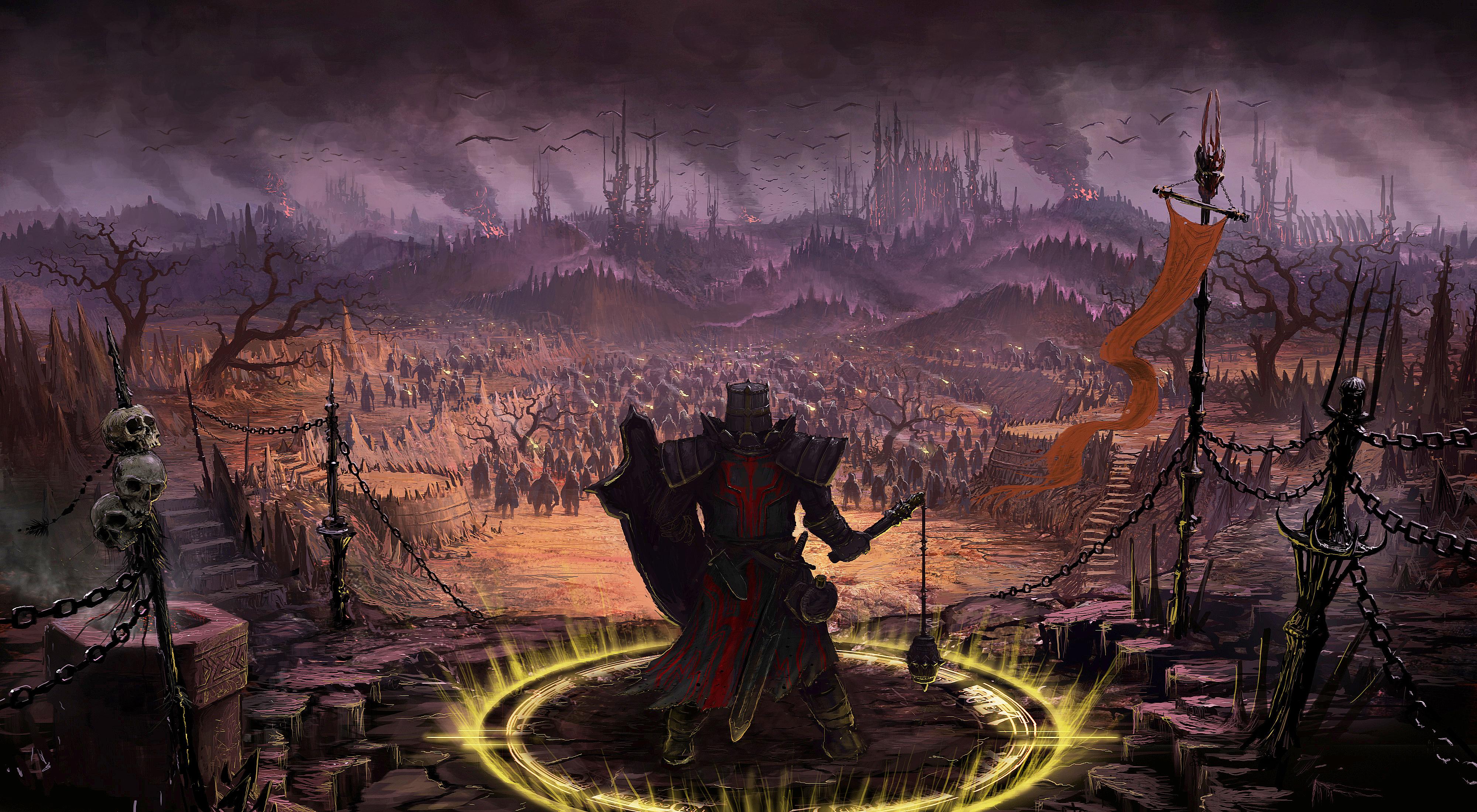 Diablo III Fan Art Contest by 5ofnovember