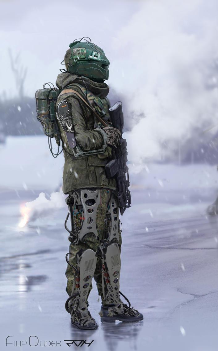 Guard by 5ofnovember