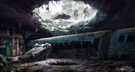 Tube by 5ofnovember