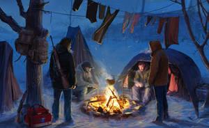 camp by 5ofnovember