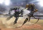 Arsenal: Arena Combat by 5ofnovember