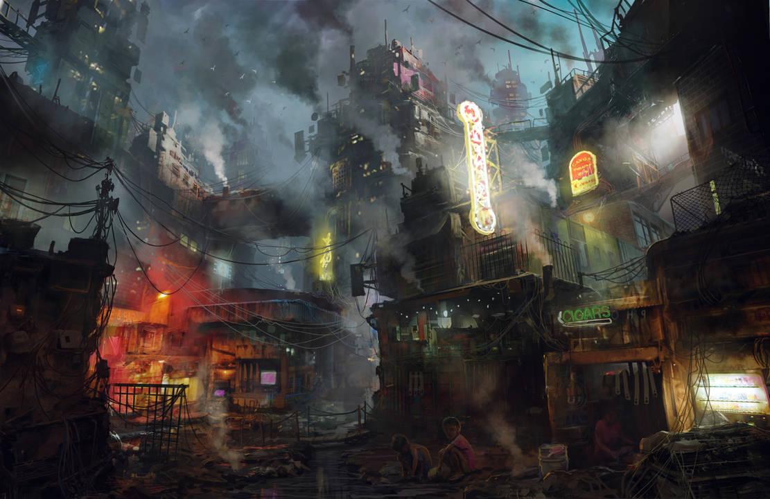 The Hunters AD 2114 - City