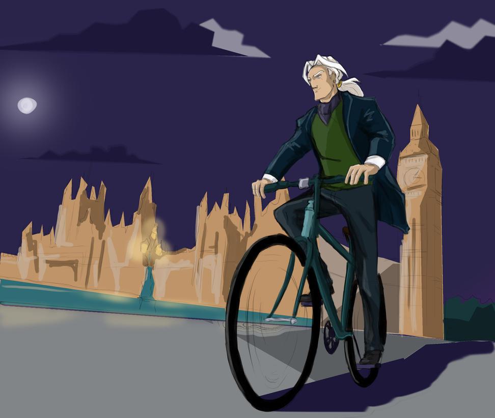 Englishman by Feodora11