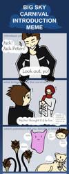 BSC Intro Meme -- Jack, yo. by Tirinka