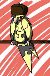 Birdy Sends You To The Gulag by Tirinka