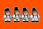 Mitesized Clockwork Orange