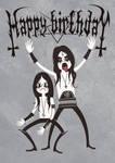 Black Metal Birthday