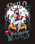 Hello Weenies T-shirt