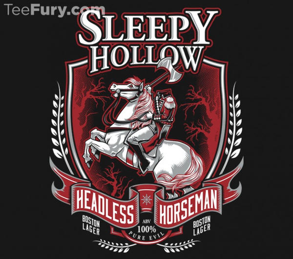 Sleepy Hollow Ale by Nemons