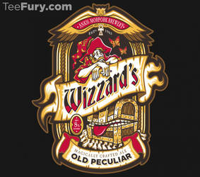 Wizzard's Old Peculiar
