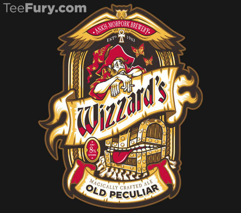 Wizzard's Old Peculiar by Nemons