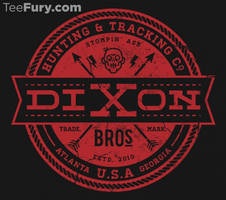 Walking Dead - Dixon Bros
