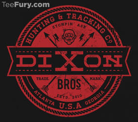 Walking Dead - Dixon Bros by Nemons