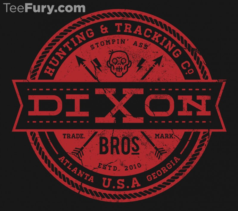 Walking Dead - Dixon Bros by Nemons