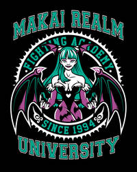 Makai Realm University - Darkstalkers