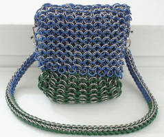 Chain purse by TheRiceHatSamurai