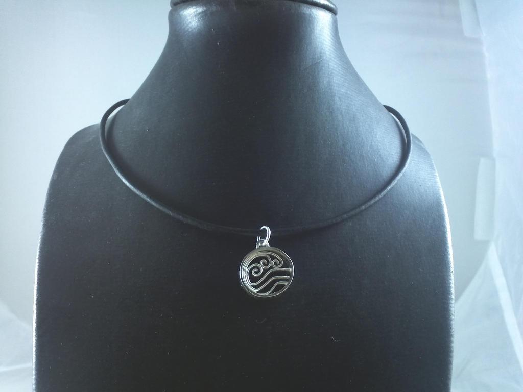 Water tribe pendant by thericehatsamurai on deviantart water tribe pendant by thericehatsamurai buycottarizona Gallery