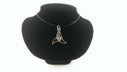 Klingon Pendant