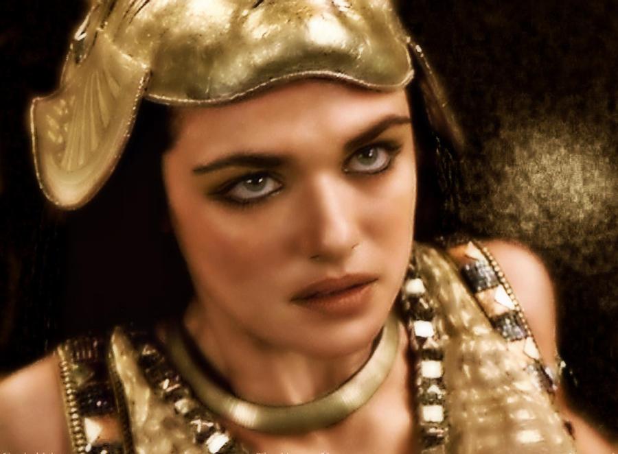 Nefertiri Evy by bangeluslove