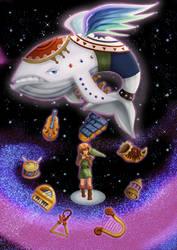 Link's Awakening by Yuese