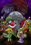 Zelda The Mushrooms of D DX