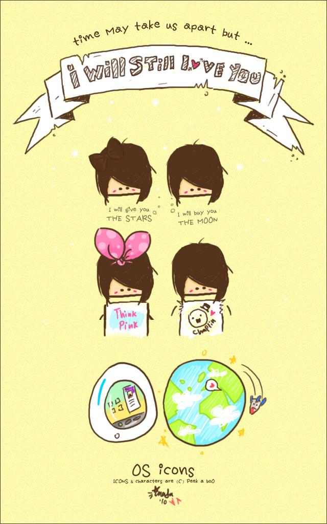 OS Icons: I promis . . . by Nada-AbdulRazak