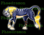 Phaedramon by AlbaAragon