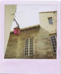 La ville en rose by Camillou-mia