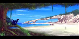 Paradiso - Speed Paint