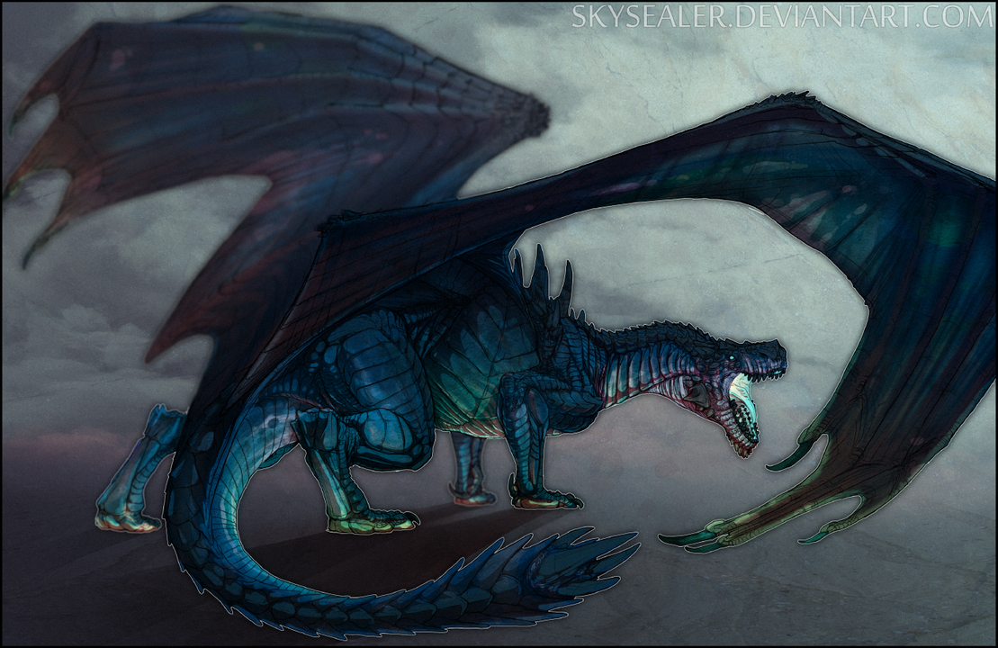 Big Blue by Skysealer
