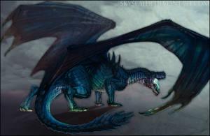 Big Blue by Skysealer