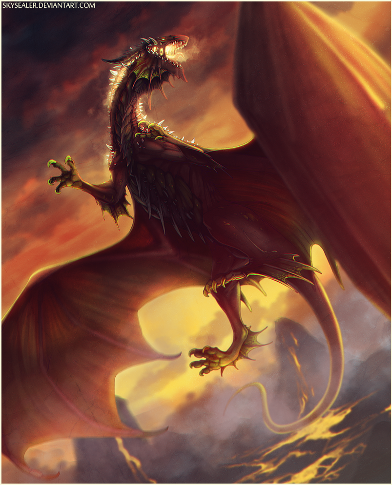 Molten Scar by Skysealer