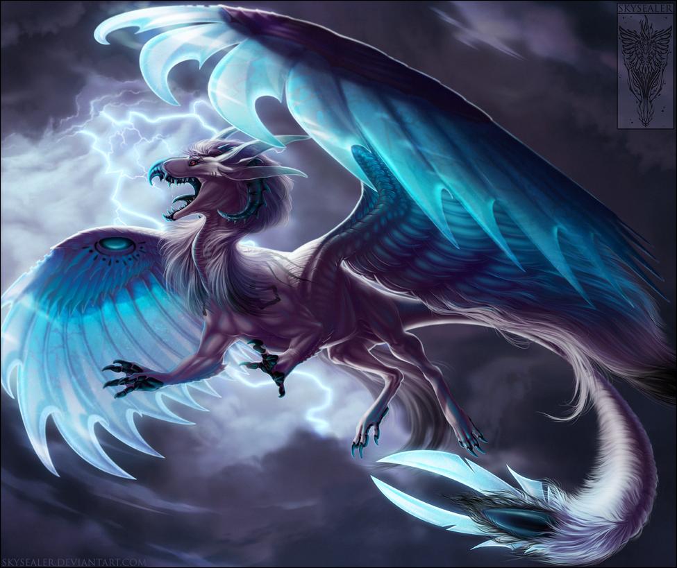 Wings of Razor by Skysealer