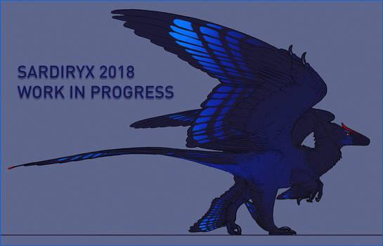 SARDIRYX WIP II - 10DEC2018