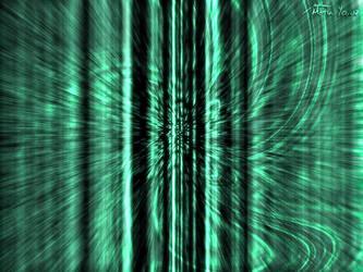 Matrix Flower by digimetin