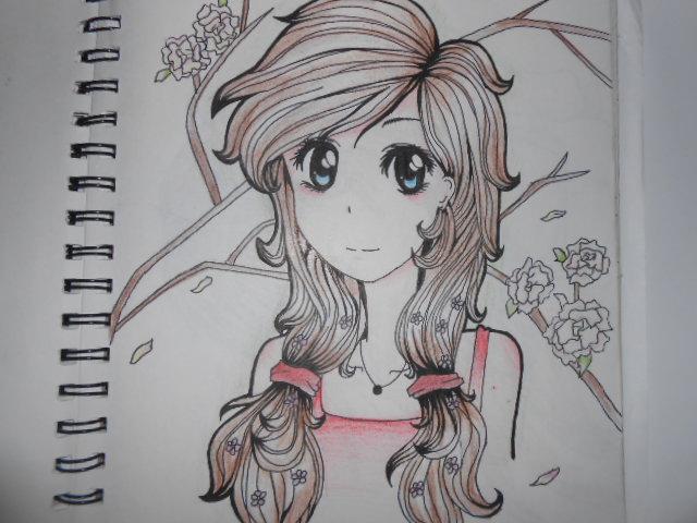 Cherry Blossom by RedMPanda