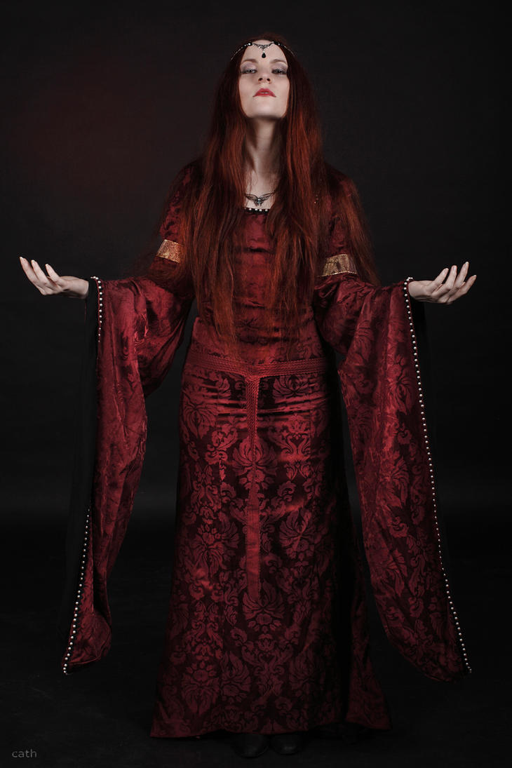 Melisandre Stock by DanielleFioreModel
