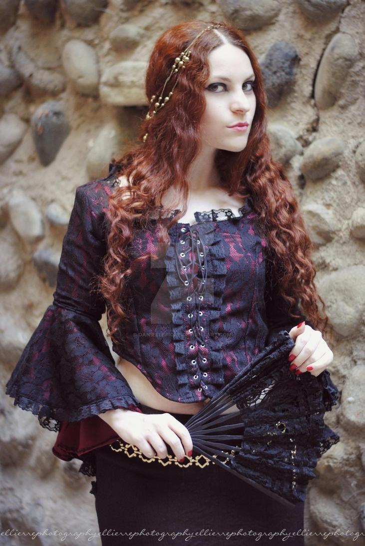 Baroque by DanielleFioreModel