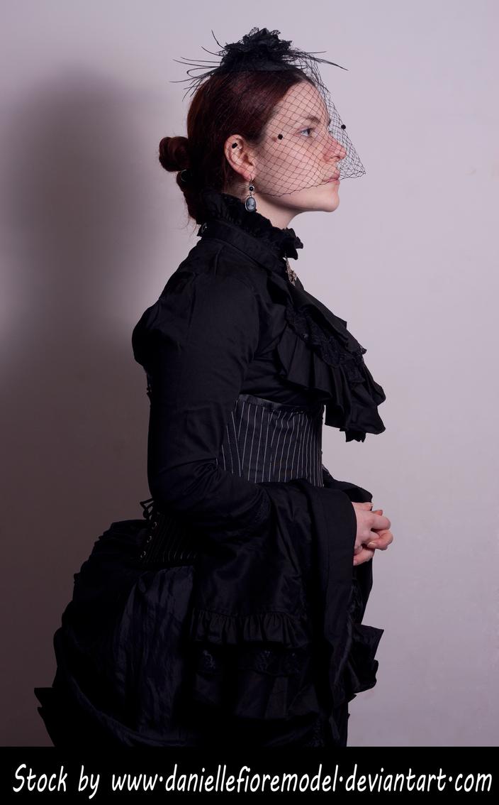 Victorian Stock II by DanielleFioreModel
