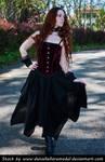 Romantic Goth Stock 2