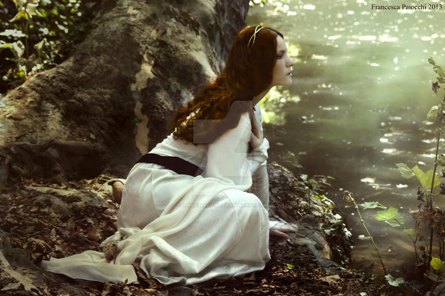 The Lady of Shalott by DanielleFiore