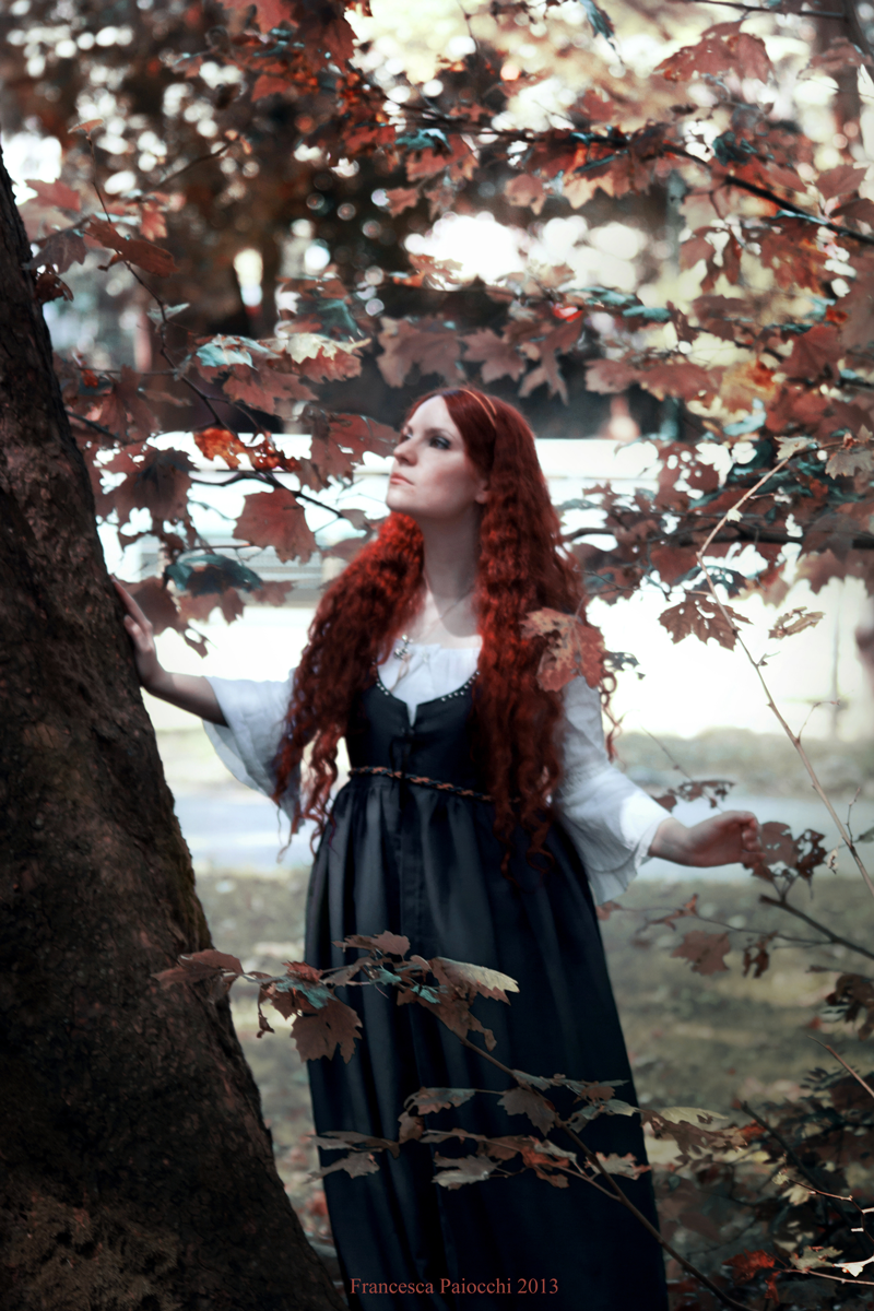 Lady of the Fall by DanielleFioreModel
