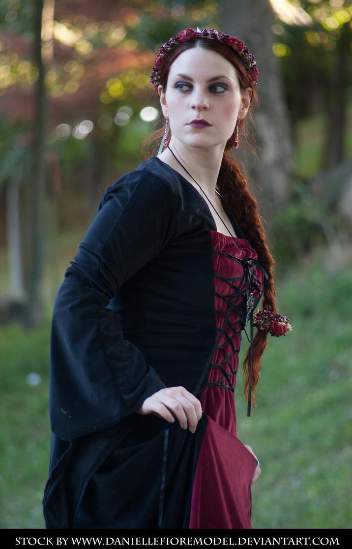 Medieval Romance Stock IV by DanielleFioreModel