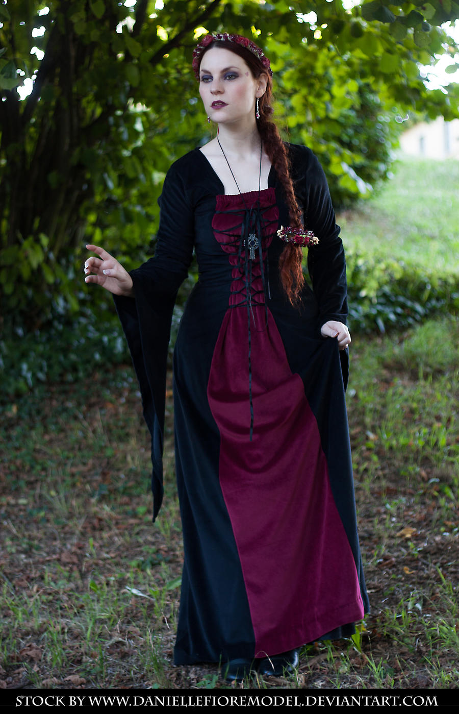 Medieval Romance Stock VI by DanielleFioreModel
